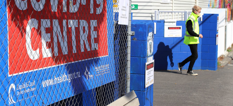 People waiting a week or longer for the results of their Covid-19 tests say the delays are making them anxious, even as the Government says they're nothing to worry about. Photo: Lynn Grieveson