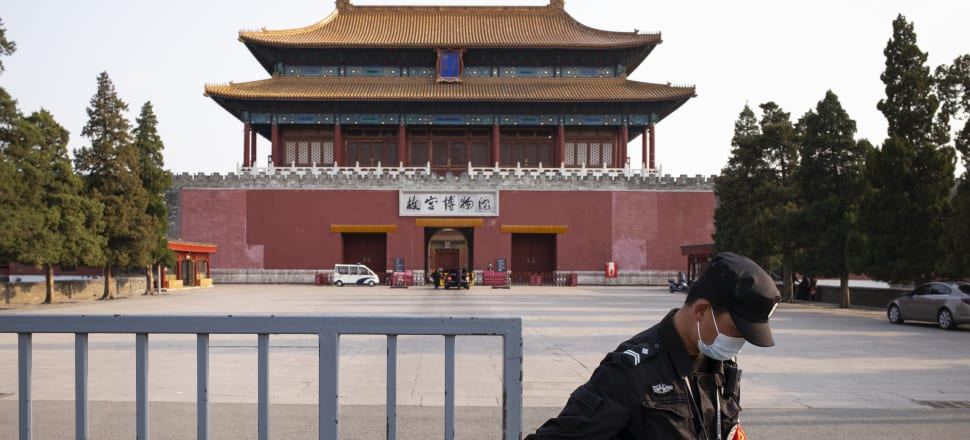 The Covid-19 crisis has undermined trust in China's global leadership. Photo: Getty Images