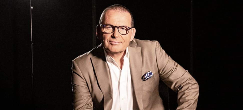 Paul Henry's new show didn't deliver on night one. Photo: Supplied