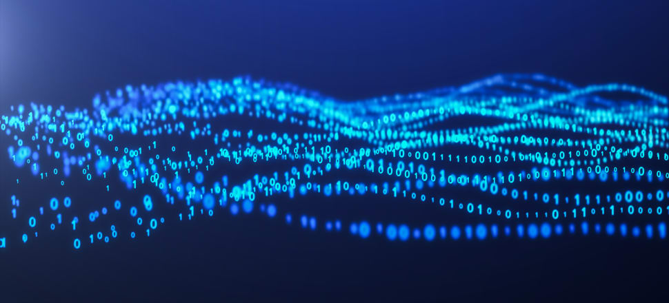 Digital binary code. Photo: Getty Images