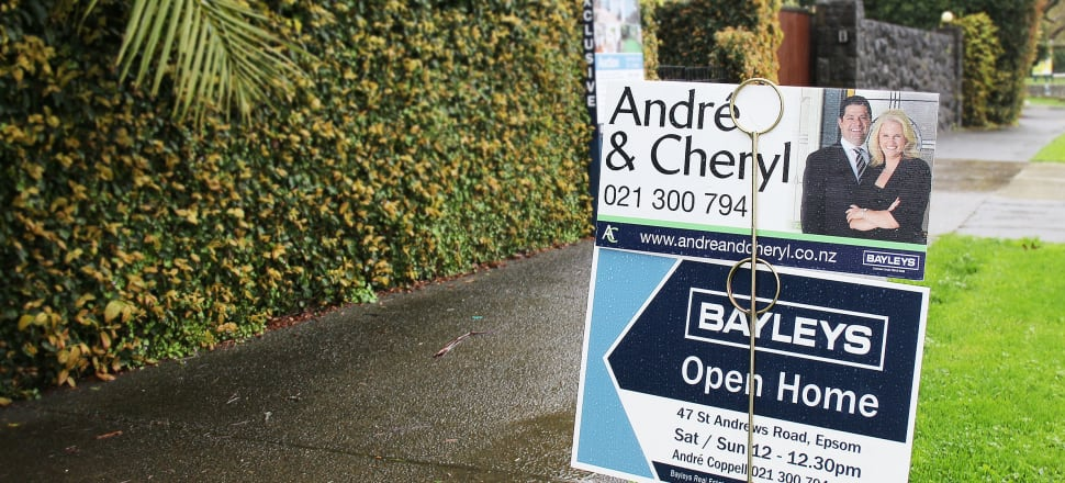 Open homes are definitely banned under Level 3, but the industry wants individual home viewings and pre-settlement inspections to be allowed. Photo: Lynn Grieveson.