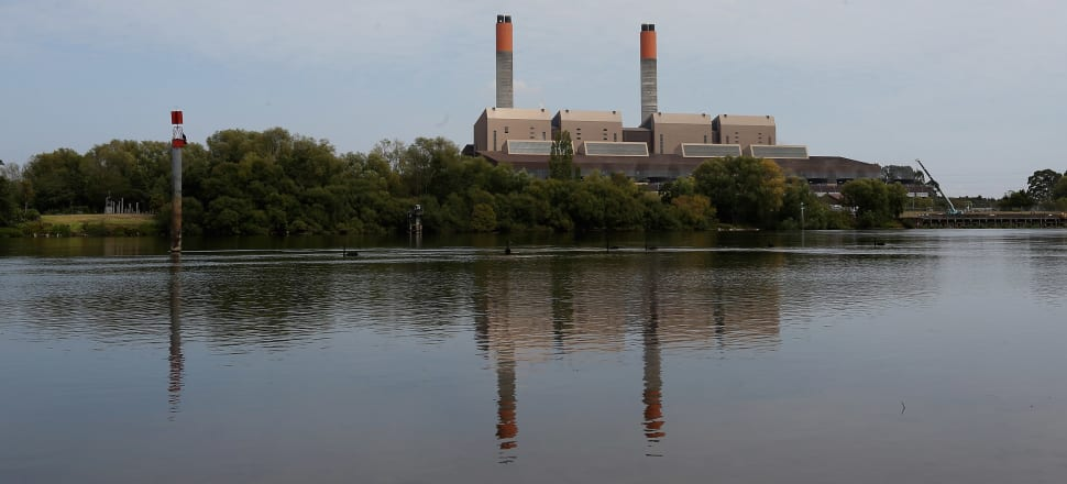 """While we might laud the fact that the Huntly Power Station will burn only gas and no longer coal, natural gas is neither renewable nor clean. Yet Todd Corp continues to claim the gas it is developing in Taranaki, is """"a reliable, affordable and clean source of primary energy"""". Photo: Getty Images"""