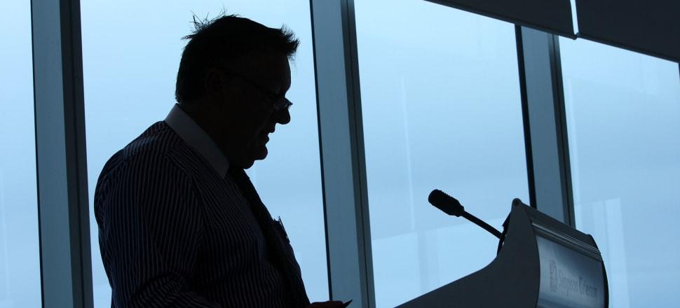 Briscoes boss Rod Duke. Photo: Getty Images.