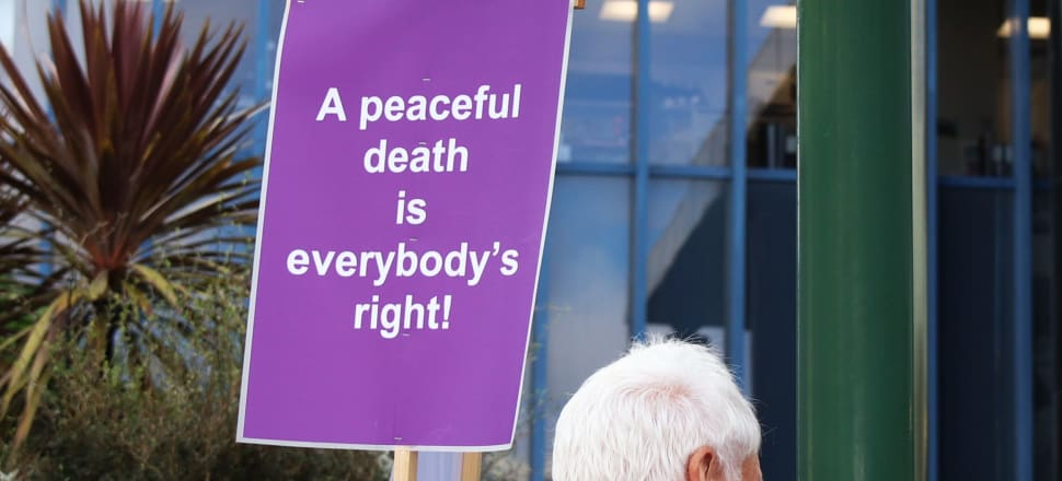 New Zealanders vote on the End of Life Choice Act in seven weeks.  Photo: Lynn Grieveson