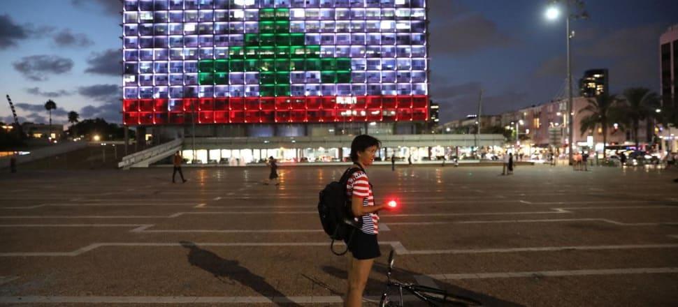 World rallies to help Lebanon after blast