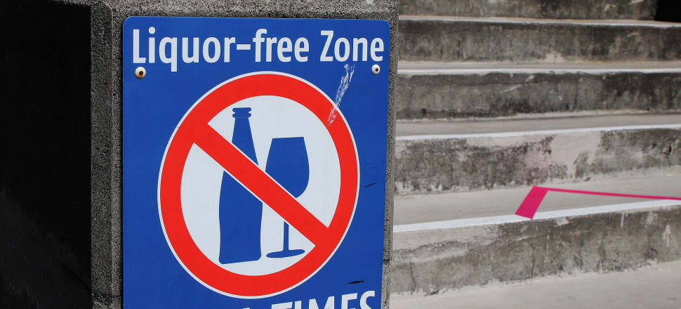 Teen binge drinking has dropped off a cliff - but we don't know exactly why. Photo: Lynn Grieveson