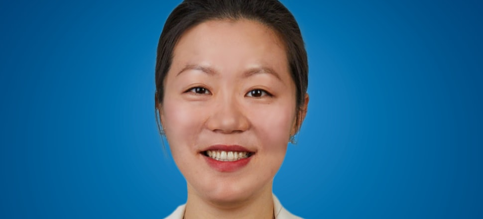 Auckland accountant Nancy Lu has leapfrogged 17 incumbent National MPs to take 26th place on the party's list for the 2020 election. Photo: Supplied.