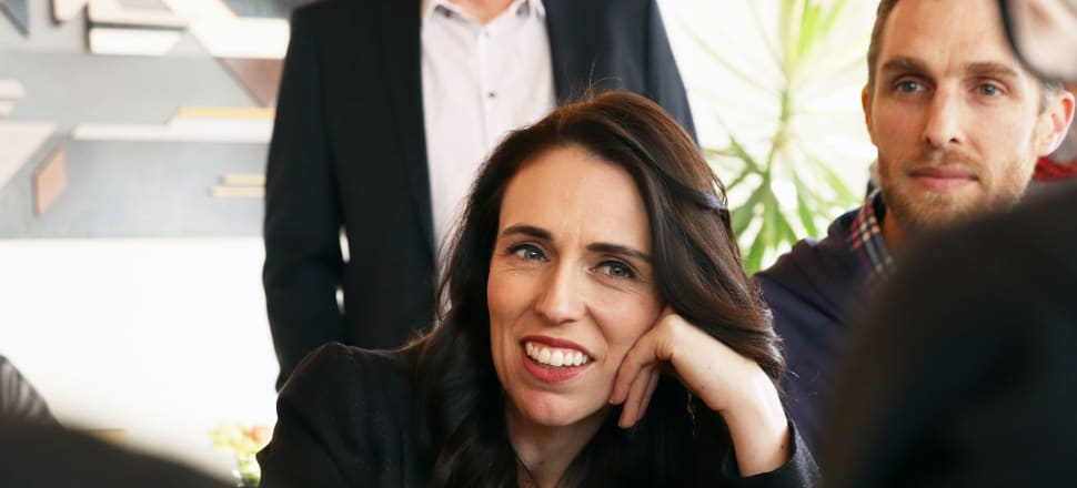 Jacinda Ardern's Labour Party could be the first under MMP to win an absolute majority, Liam Hehir writes. Photo: Lynn Grieveson.