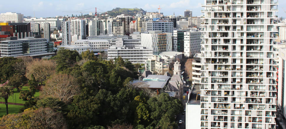 Aucklanders may have to wait till Friday for an update on whether they'll have to lock down for longer. Photo: Lynn Grieveson