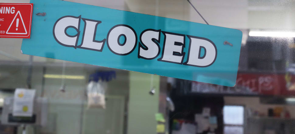 If Auckland's lockdown is extended the same commercial rent issues that caused friction within the coalition could pop up again. Photo: Lynn Grieveson