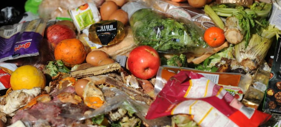 New Zealanders throw out over 157,000 tonnes of food every year. Photo: Supplied