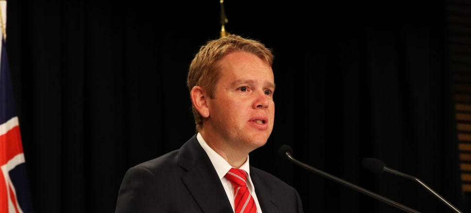 Health Minister Chris Hipkins. Photo: Lynn Grieveson