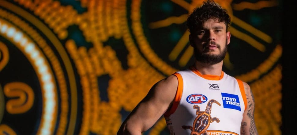 Young Gun Designs Gws Indigenous Jumper