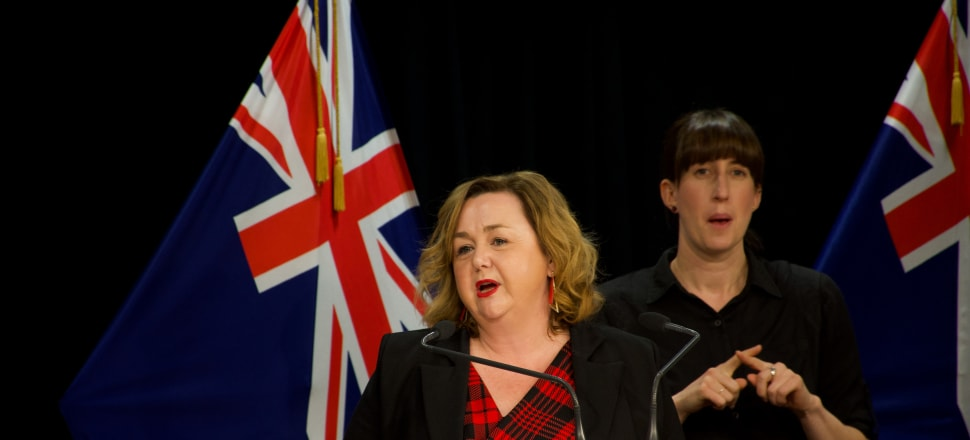 Housing Minister Megan Woods wants to see CovidCards rolled out to all managed isolation and quarantine facilities. Photo: Marc Daalder