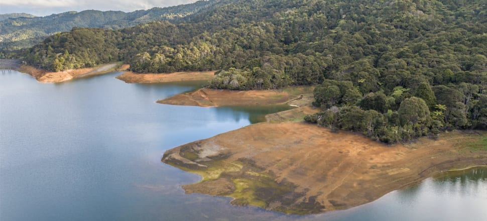 Mayor Phil Goff is calling it a one-in-200-year drought. But is that really what's caused the Auckland water crisis? Photo: Watercare