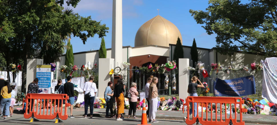 The broadcast of images from the March 15 attack felt like a violation for all New Zealanders.  Photo: David Williams