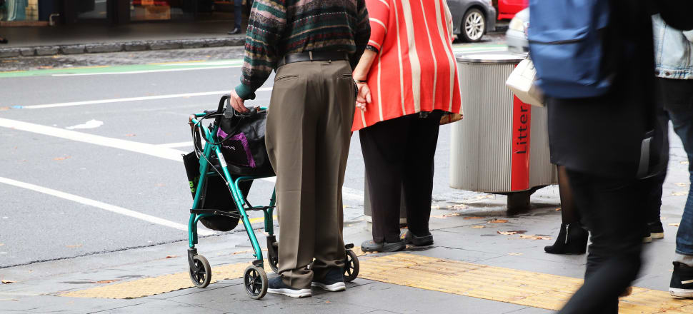 As more of us live longer, the issues of age care and retirement grow in importance. Photo: Lynn Grieveson