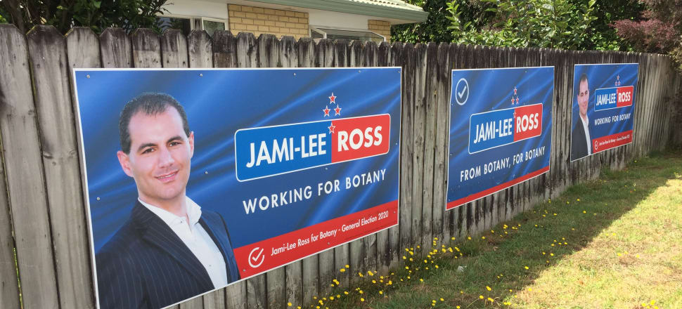 Jami-Lee Ross says he's currently in the dark over the details of the allegations. Photo: Supplied