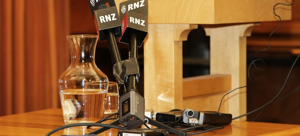 RNZ Concert is a highly engaged programme - it would be a disaster to replace it with an automated station. Photo: Lynn Grieveson