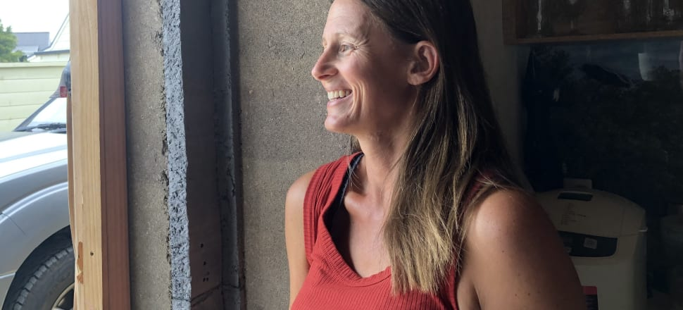Rochelle Payne is butting heads with the green building community over eco-home rules. Photo: Sharon Brettkelly
