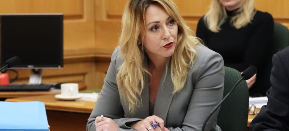 National MP Sarah Dowie's decision not to recontest her Invercargill seat at this year's election comes as a surprise. Photo: Lynn Grieveson.