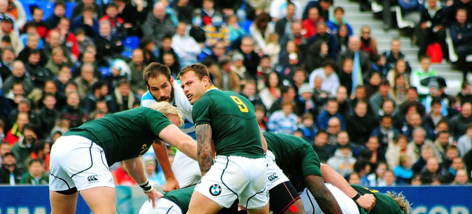 The Springboks play Argentina in the Southern Hemisphere competition - but the global rugby scene is changing. Photo: Maximiliano Aceiton