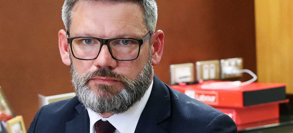 Iain Lees-Galloway says waiting on a decision on a new range for residency approvals won't slow residency approvals. Photo: Lynn Grieveson.
