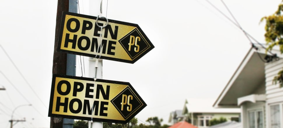 The Real Estate Institute's house price index - which measures the changing value of property in the market - rose 7 percent in the year to January to a record high of 2922. Photo:Lynn Grieveson