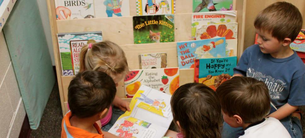 Pre-school children are the future of NZ. Photo: Matt Molinari