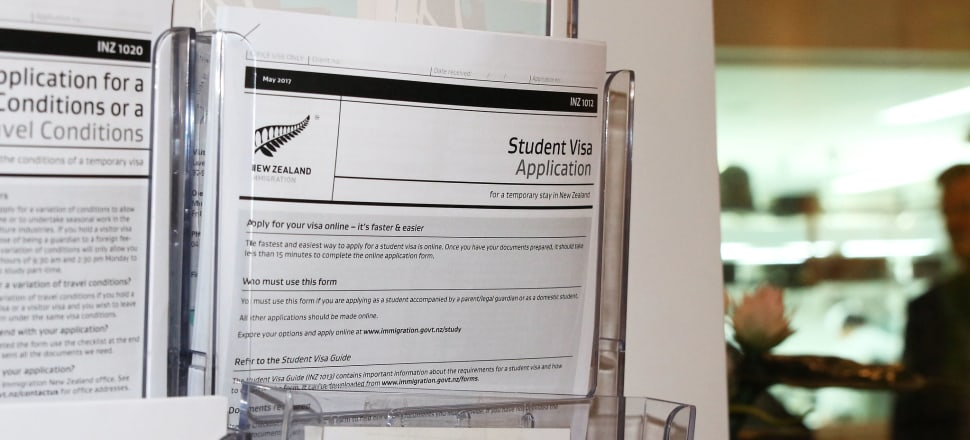 Increased fraud, a rush of student visa applications and political fudging - what's happening inside Immigration New Zealand? Photo: Lynn Grieveson