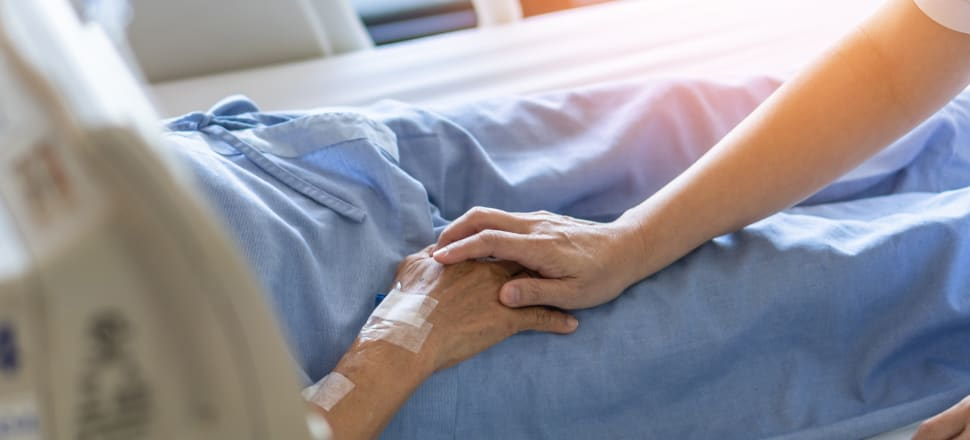 Palliative care is not a pill, it is an approach which can work for everyone to improve quality of life. Photo: Getty Images