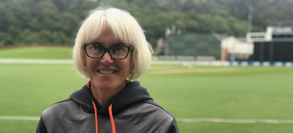 Although she's had no previous experience with cricket, Belinda Muller was the ideal person to manage the White Ferns at the T20 World Cup.  Photo: NZ Cricket.