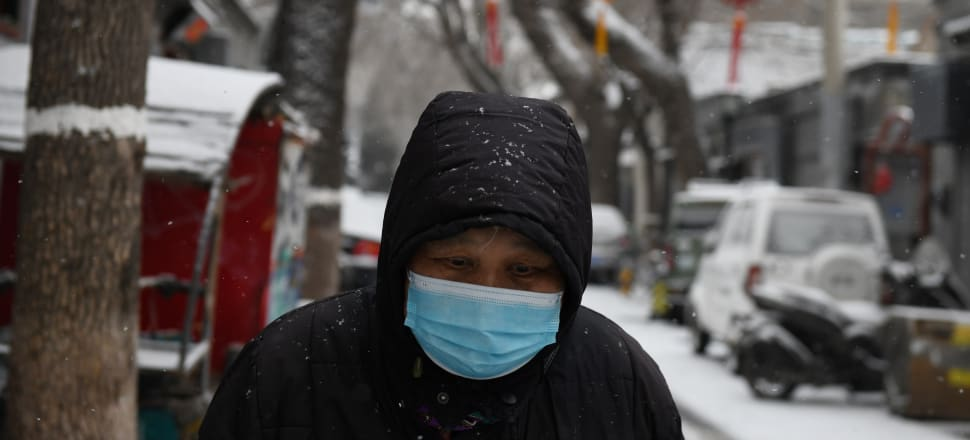 New Zealand has extended its ban on travel by non-residents from China for another 8 days. Prime Minister Jacinda Ardern said New Zealand had nine million P2 masks and nine million surgical masks in the event the coronavirus arrives in New Zealand. Photo: Getty Images.
