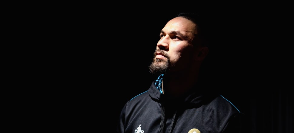 Joseph Parker has had a lot to ponder since losing his WBO heavyweight title belt. Photo: Getty Images
