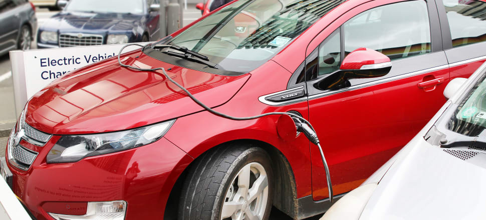 The Ministry of Transport expects to see around 40,000 EVs on the road by the end of 2021, more than 20,000 short of the 2016 target. Photo: Lynn Grieveson