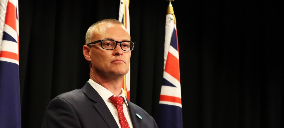Health Minister David Clark says the Government has to take a precautionary approach to coronavirus and New Zealand could not handle the processing requirements of a travel ban exemption for Chinese students. Photo: Lynn Grieveson.