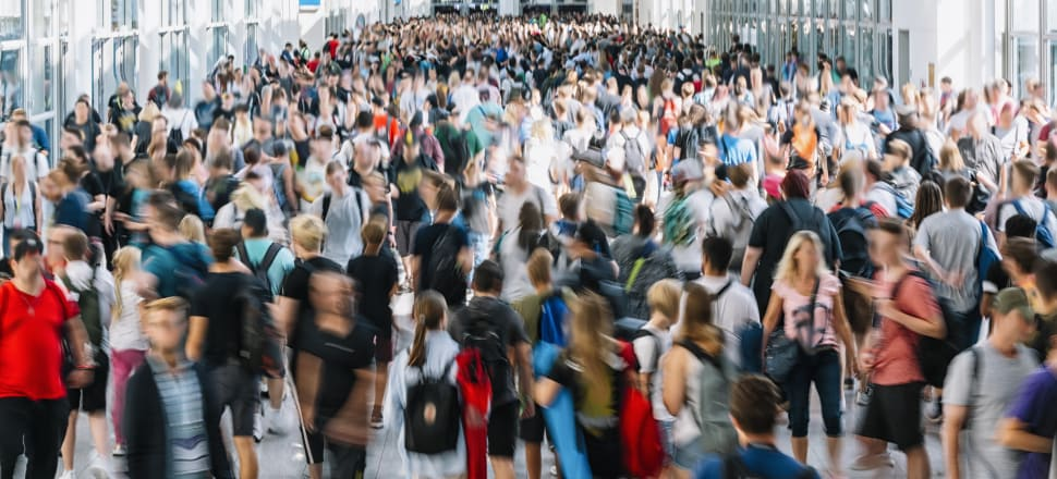 Overtourism can harm host communities.  Photo: Getty Images