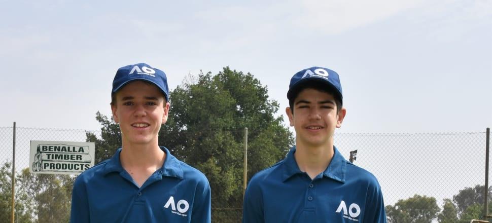 Australian Open Beckons For Returning Ballkids
