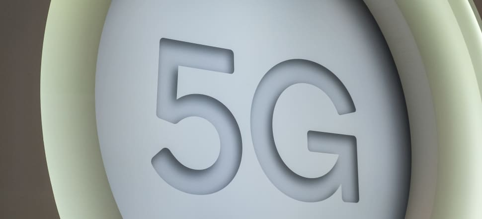 5G is shaping up as the key battleground between the US and China with Britain set to make a big call soon. Photo: Getty Images