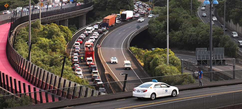 A study into congestion charging will deliver its report to the Government by the end of the year. Photo: Lynn Grieveson