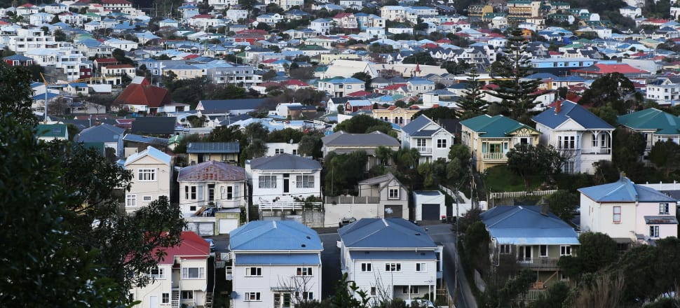 Rental prices are rising fastest in Wellington city, according to Trade Me. Photo:Lynn Grieveson