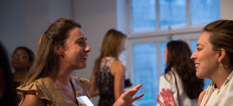 Women in business choose to network in ways different to men. Photo: Flickr