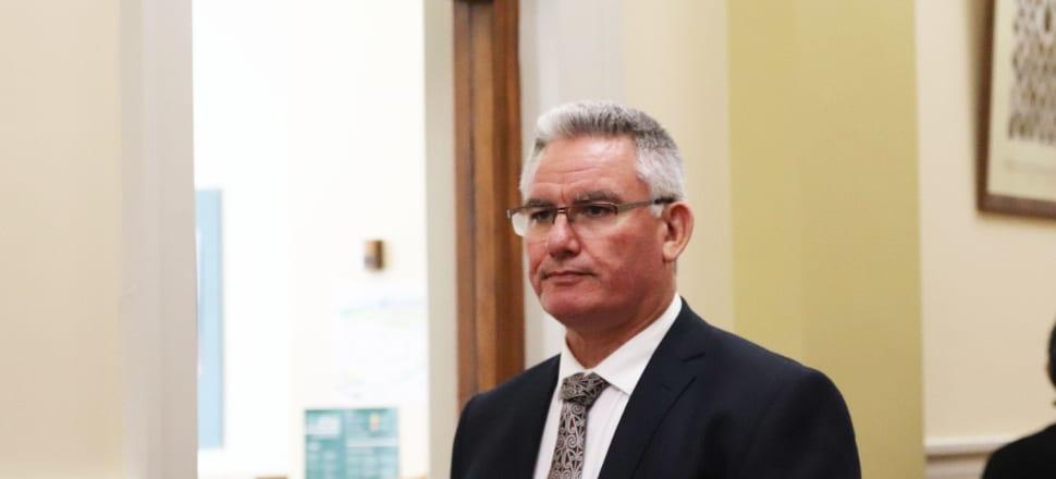 Tourism Minister Kelvin Davis. Photo: Lynn Grieveson