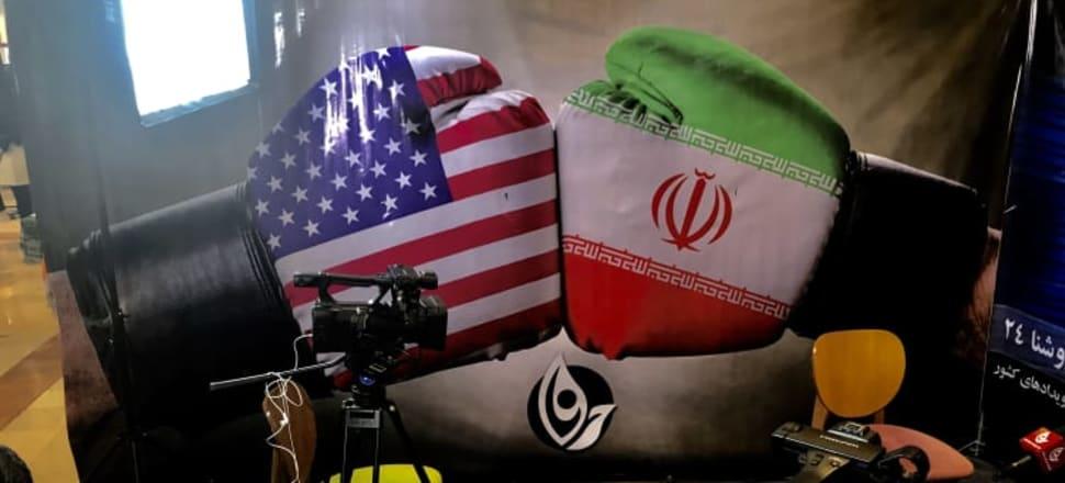 President Trump's aggressive unilaterlism vs Iran has paid off in part. Photo: Tim Murphy