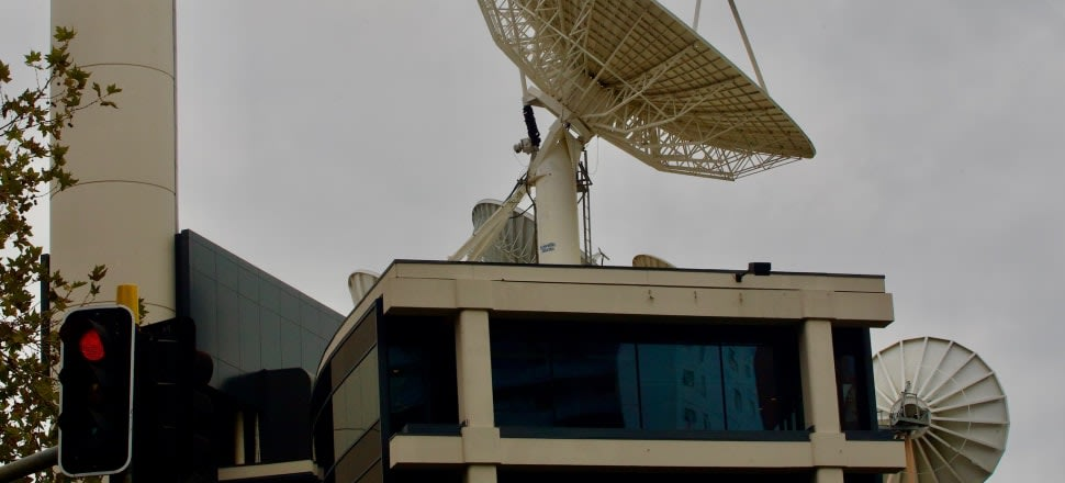TVNZ could soon be no more.  Photo: Lynn Grieveson