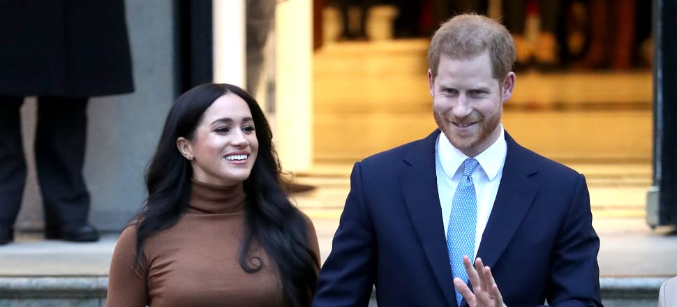 The Queen's attempts to resolve the issue with Prince Harry and Meghan within days and not weeks is the right approach, writes Dan Laufer. Photo: Getty Images