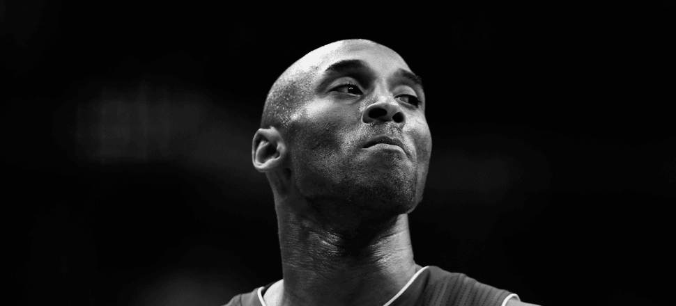 The late basketball icon Kobe Bryant. Photo: Getty Images
