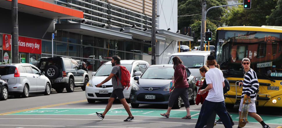 Studies have shown that congestion ticks upwards when new roads are built. Conversely, closing down roads can decrease congestion as would-be drivers decide to take public transport, cycle, or walk instead. Photo: Lynn Grieveson