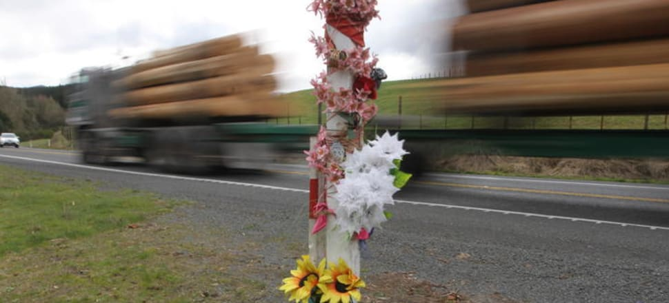 Nearly a person a day dies on New Zealand's roads. Photo: Ben Strang, RNZ