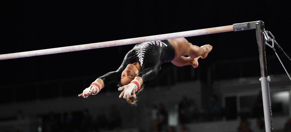 At 18, Maia Fishwick has been the top New Zealand gymnast at two world artistic championships, and now has her hopes pinned on competing at next year's Tokyo Olympics. Photo: supplied.